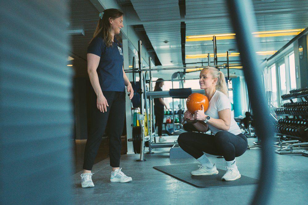 Apexklinikken | Personlig trener