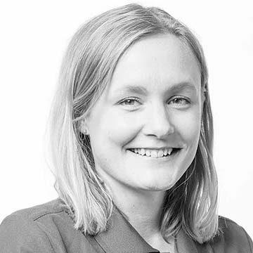 Fysioterapeut Mathilde O. Pilskog