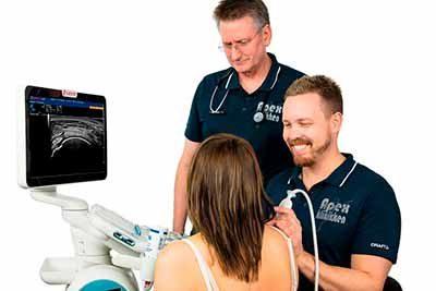 Ultralydveiledet injeksjonsterapi | Apexklinikken